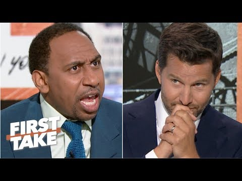 I need answers!  Stephen A. grills Will Cain on the Cowboys | First Take