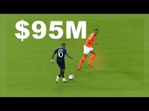 Вот почему Вирджил Ван Дейк стоит 95 миллионов долларов