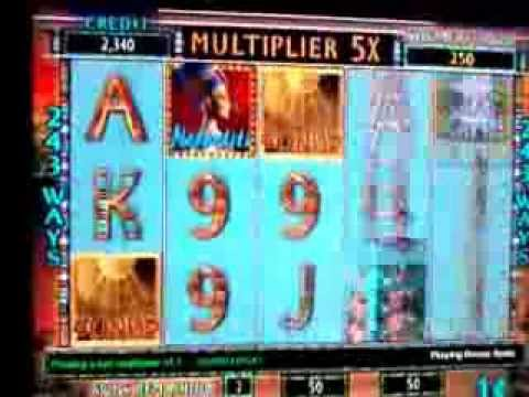 Nefertiti Slot Machine