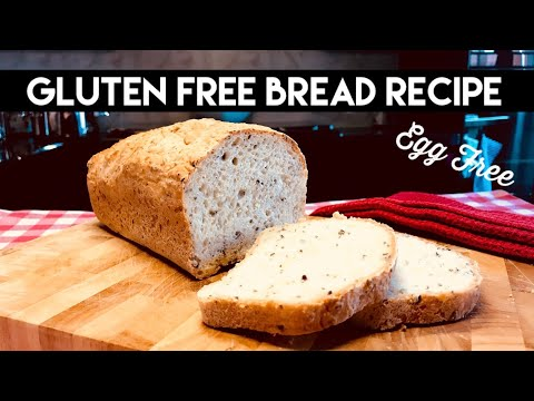 Easy to make Gluten Free Bread