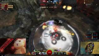 GW2 PvP Revenant - Platinum teamfights are fun