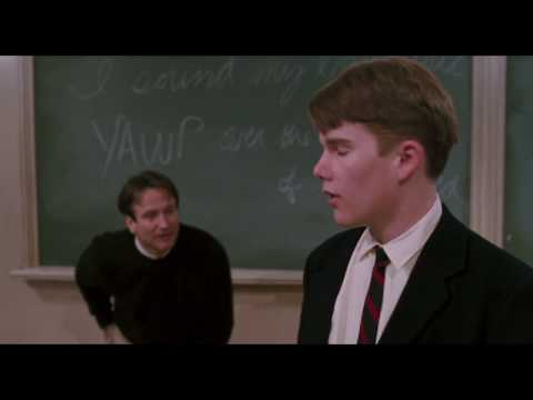Dead Poets Society - Students' Poetry Scene
