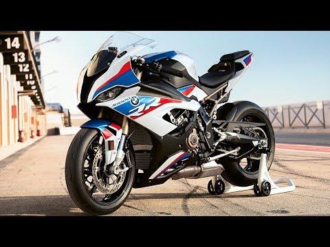 2019 BMW S 1000 RR - 207 HP Supersports Bike
