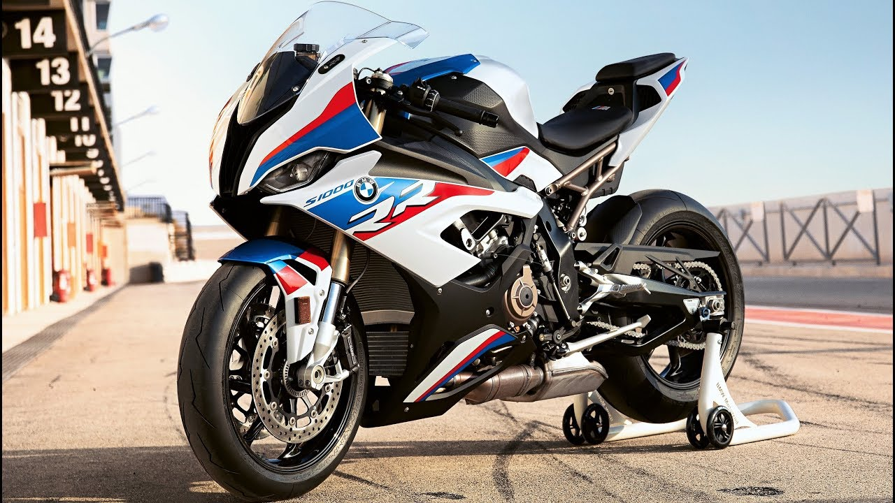 2019 Bmw S 1000 Rr 207 Hp Supersports Bike
