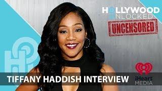 Tiffany Haddish on Being Jewish, Relationship w/ Mom & Crush on Hollywood Unlocked [UNCENSORED]