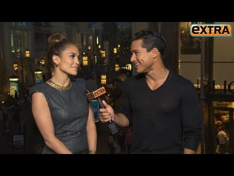 Exclusive: J.Lo on Her Hot Music Video with BF Casper Smart