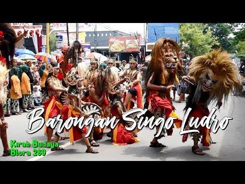 Barongan Singo Lodro (Kirab Budaya Blora 269)