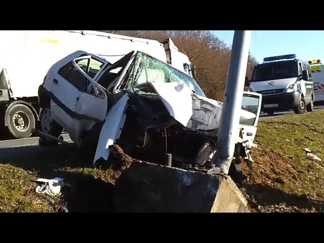 Fallece un octogenario en un accidente en la N-VI en Lugo