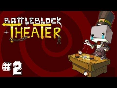 BattleBlock Theater CO-OP | Episodul 2