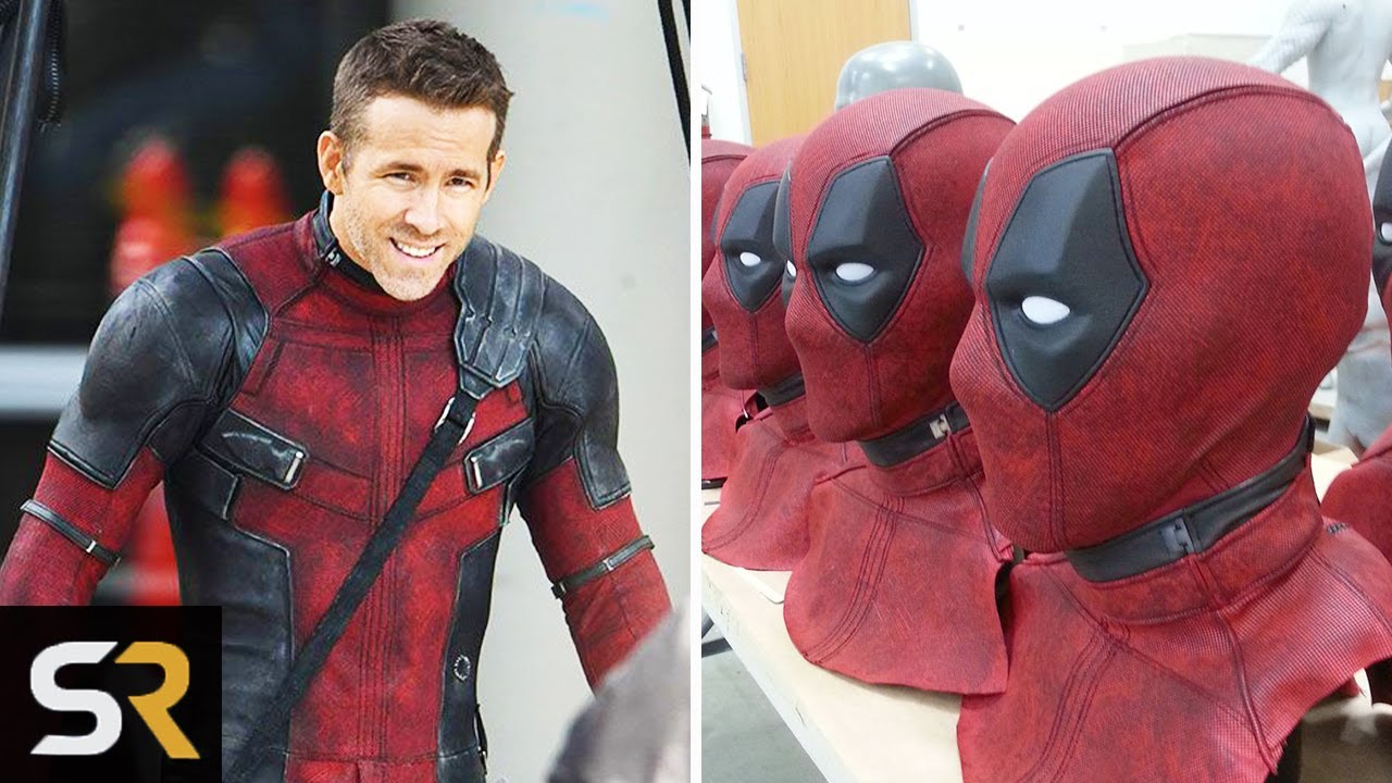 Behind The Scenes Secrets From The Deadpool Movies - YouTube