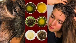 6 РЕЦЕПТОВ ПИЛИНГА ДЛЯ КОЖИ ГОЛОВЫ 💆 Делаем скрабы для роста волос дома 🌴 POLI NA PALME