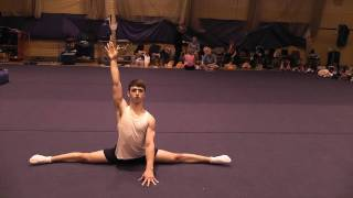 Gymnastics flexibility and strength