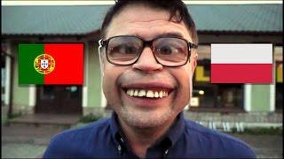 Kryspin i taktyka na Portugalię! - Studio Euro 2016 [Kabaret Paranienormalni]