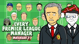 🎤#7 Every Premier League Manager REACTS!🎤(Man Utd West Ham, Chelsea Liverpool)