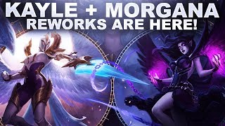 KAYLE & MORGANA REWORKS ARE HERE! | League of Legends