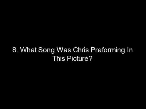 Chris Brown Quiz - Part 1