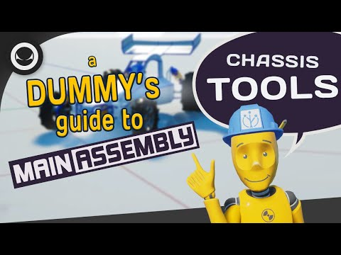 A Dummy's guide to Main Assembly - Chassis Tools |