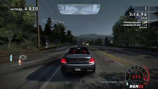 NFS: Hot Pursuit - Career - Coast to Coast - BMW M6 Convertible - Personal Best
