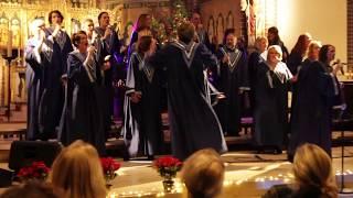 The Amstel Gospel Choir  2017 Urbanuskerk Amstelveen - Hosannah