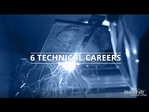 Welding Technology  | Technical Careers | State Fair Community College | It's About Community