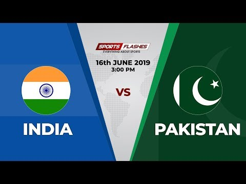 Live India vs Pakistan  | Live Scores and English Commentary | World Cup 2019