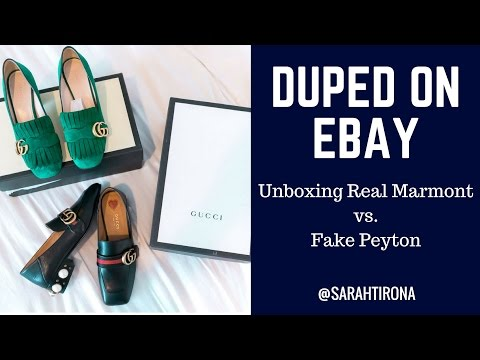 UNBOXING/Storytime: Gucci Marmont