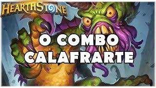HEARTHSTONE - O COMBO CALAFRARTE! (STANDARD COMBO SHAMAN)