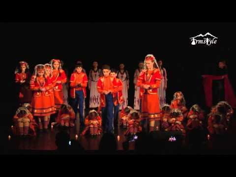 Армстайл армянский танец Аданаи вохпе Adanai Vohpe посвящен 100 летию геноцида армян
