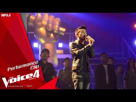 The Voice Thailand - เดย์ พงศ์ธร -  ละครชีวิต - 13 Dec 2015