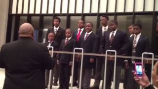 Bridgeport Boys Choir