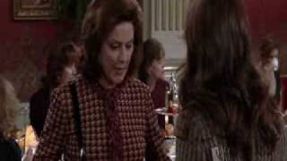 Gilmore Girls 608 - Confrontation between Emily & Rory