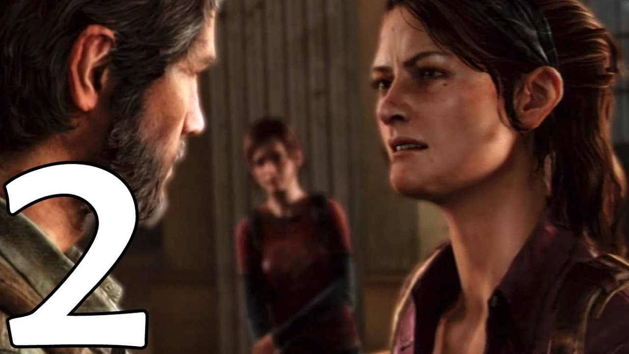 The last of us special movie version part 2 all cutscenes story trouble in paradise hd - The last story hd ...