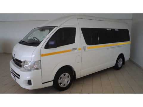 TOYOTA QUANTUM 2.7 14-SEATER BUS Auto For Sale On Auto Trader South Africa