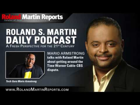 Time Warner Blacks Out CBS: Mario Armstrong Explains How To Watch Your Favorite Shows Without Cable