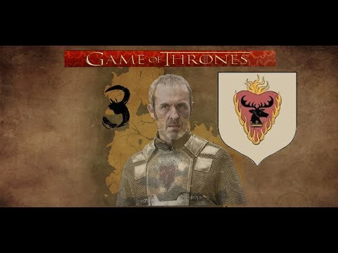 [3] Death of a King : Westeros Game of Thrones Total War Stannis