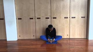 Jaki Nett Teaches Baddha Konasana (Bound Angle Pose) - Iyengar Yoga