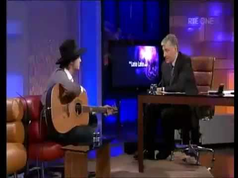 Pete Doherty   Last  Of The English Roses Acoustic live