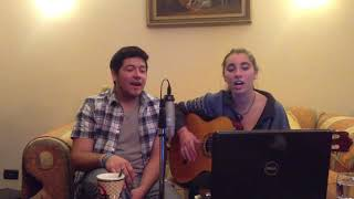 Let Her Go (Cover by Daniel Ortega ft. Rosario Silva) - Passenger