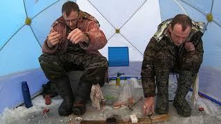 зимняя рыбалка 2021 в палатке плотва густера подлещик С Новым Годом Друзья