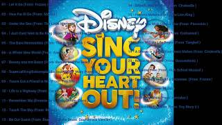Disney Sing Your Heart Out ALBUM