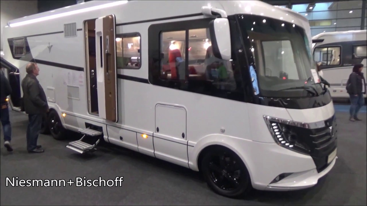 the niesmann bischoff big motorhomes 2017 youtube. Black Bedroom Furniture Sets. Home Design Ideas