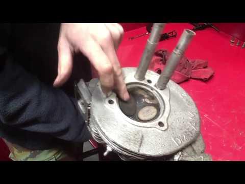 Lomax 223 Rebuild #14 2CV Cylinder Head Strip
