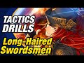 Fire Emblem Heroes - Tactics Drills: Grandmaster 39: Long-Haired Swordsmen [FEH]