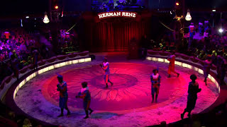 CIRCUS HERMAN RENZ IN SINT NIKLAAS 2011!