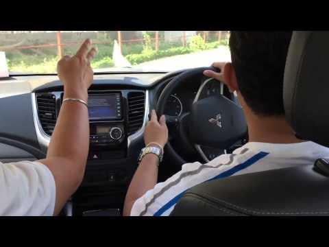 กิจกรรม Test Drive ทดลองขับ All New Mitsubishi Triton 2015 ไทรทันใหม่ ที่งานมอเตอร์ เอ็กซ์โป