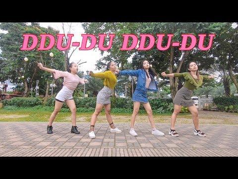 BLACKPINK - DDU-DU DDU-DU (Dance Cover) | GILT - EDGED
