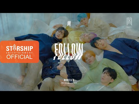 [Preview] 몬스타엑스 (MONSTA X) - FOLLOW : FIND YOU