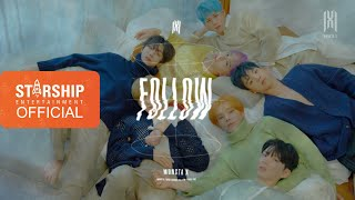 Gambar cover [Preview] 몬스타엑스 (MONSTA X) - FOLLOW : FIND YOU