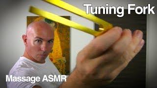 ASMR Sounds - Tuning Fork - No Talking