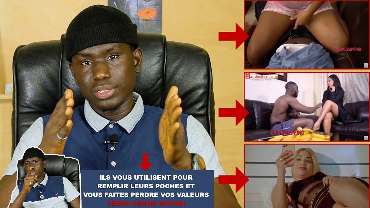 MACDI - L'Hypersexualité dans les séries Sénégalaises - UN MESSAGE ✉